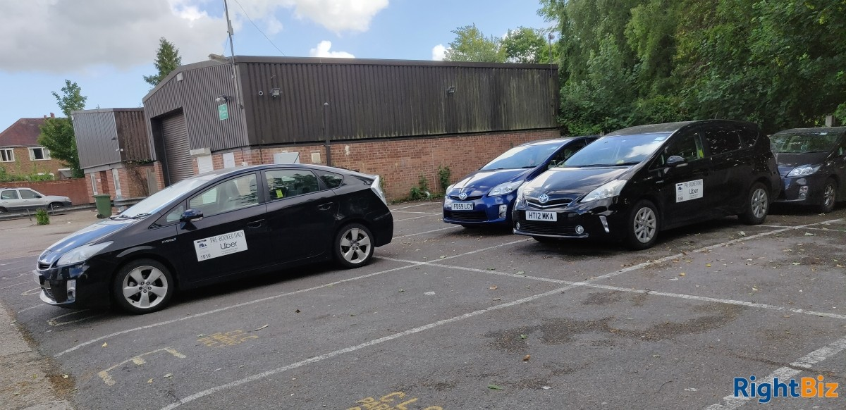 Private Hire Vehicle Rental Business in Southampton - Image 2
