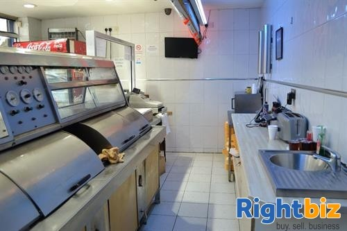 Established West Bromwich Chip Shop - £5,600 to £5,700 PW. Prominent Location - Image 2