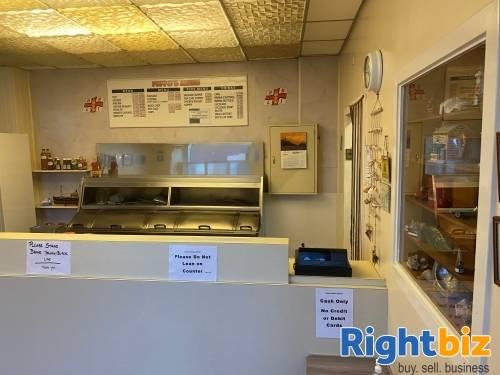 Fish & Chip Shop- Angus - Image 2