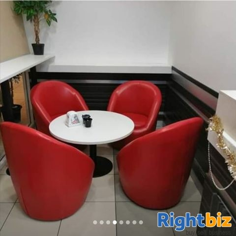 Here Is an Excellent Fully Operational Café/ Restaurant For Sale In Dunfermline, Fife - Image 2