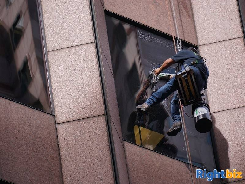 Well established window cleaning business for sale - Image 2
