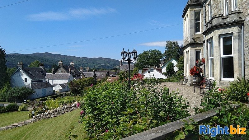 Exceptional 6-Bedroom Guest House with Stunning Views in Pitlochry - Image 2
