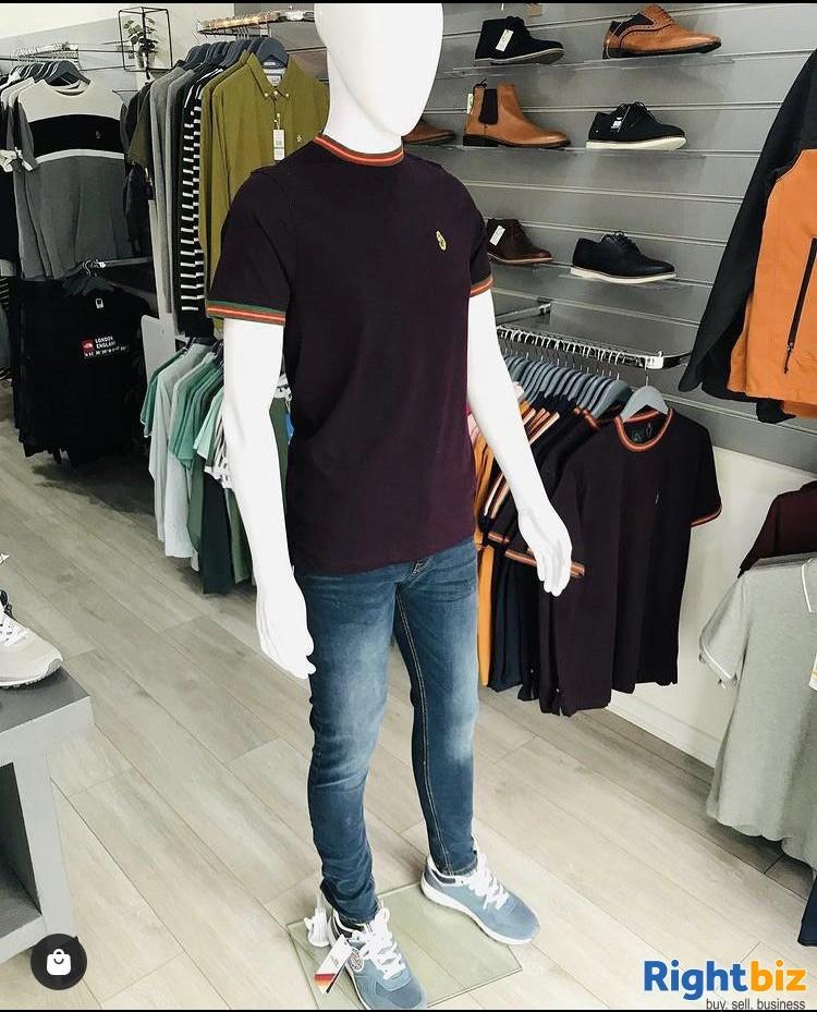 Popular Men's clothing shop - Image 2