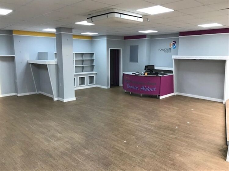 Highly Visible Retail Trading Premises To Let For Sale in Newton Abbot - Image 2