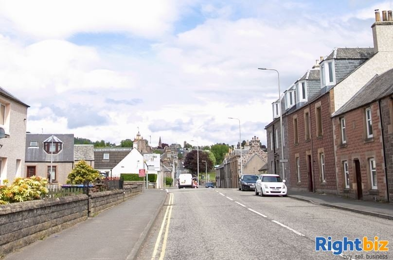 For Sale - Former Drummond Arms Hotel in Affluent Crieff - Image 2
