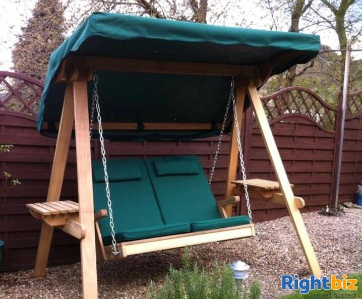 Family-Run Manufacturer and Retailer of Garden Furniture in Wiltshire - Image 2