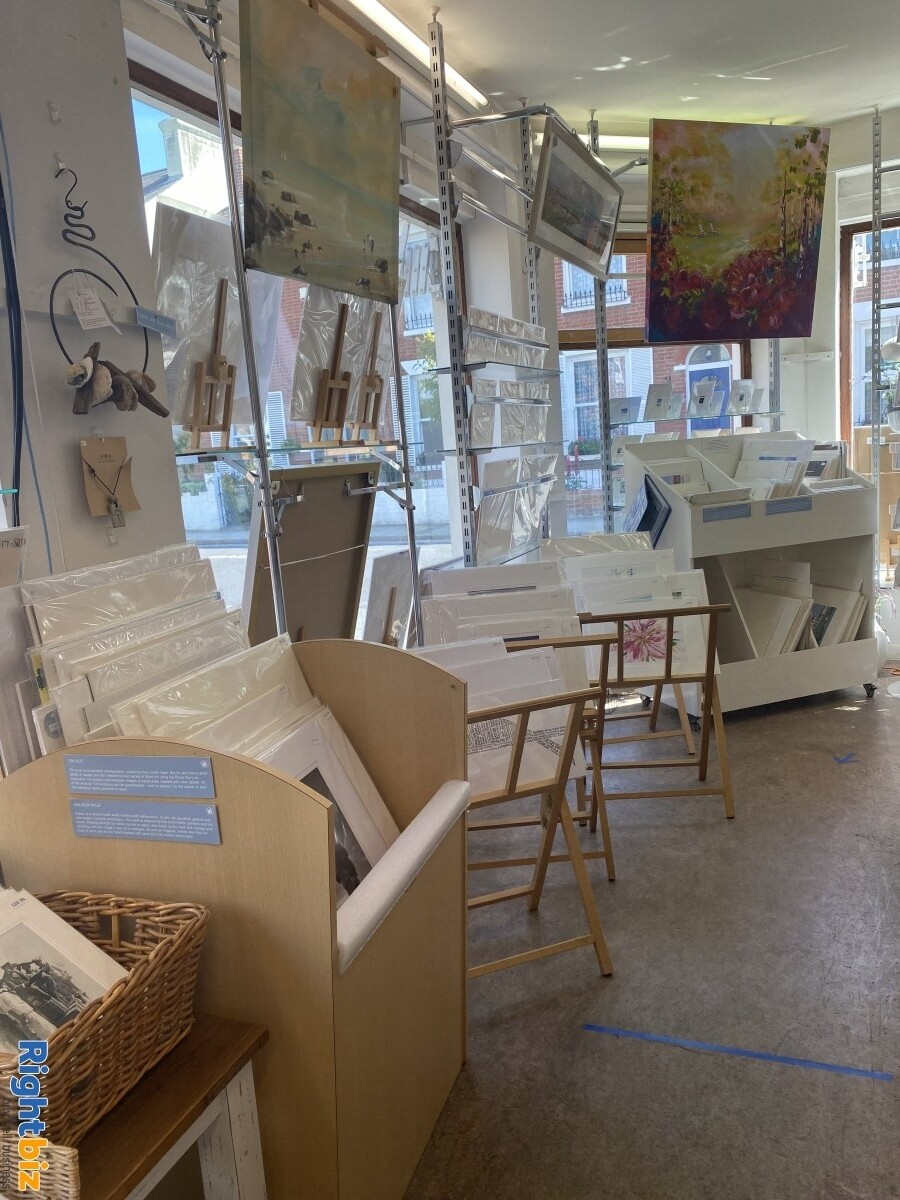 Well Established Picture Framing and Art gallery in Southsea, Hampshire - Image 2