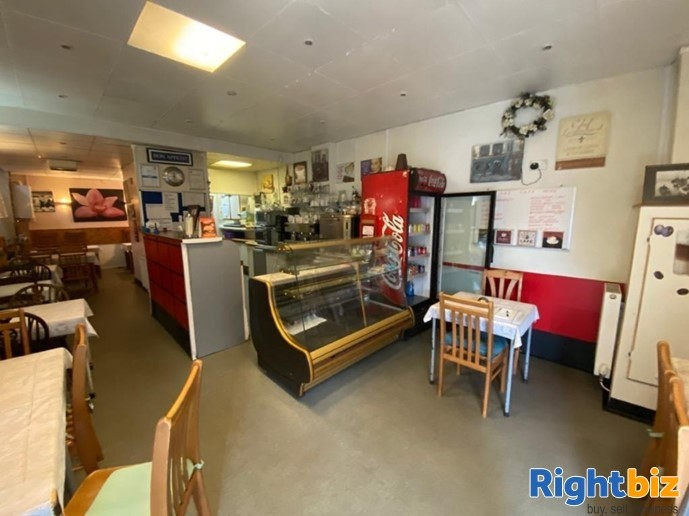 Full Class 3 Hot Food Cafe and Takeaway with Great Potential in Whitburn Reduced Price £17,500 - Image 2