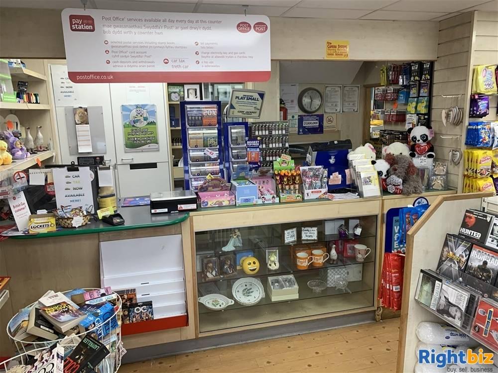 POST OFFICE & STATIONERS delightful village locality close PONTYPRIDD - Image 2