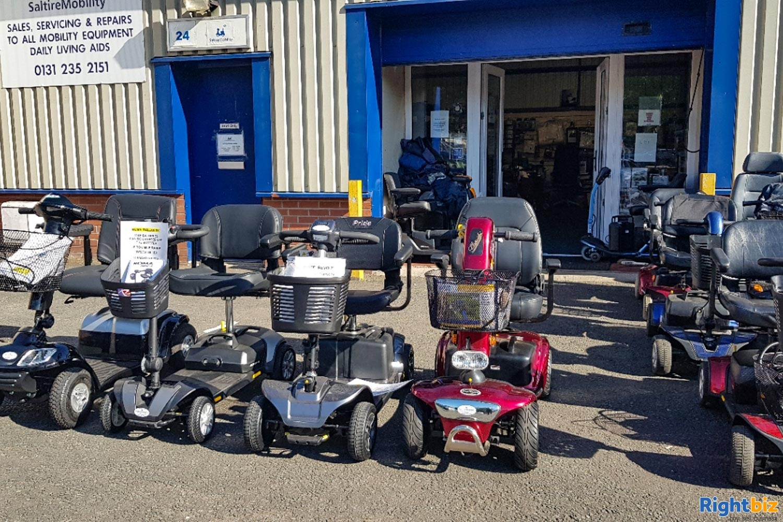 Well Established Mobility Equipment Business For Sale, Edinburgh - Image 2