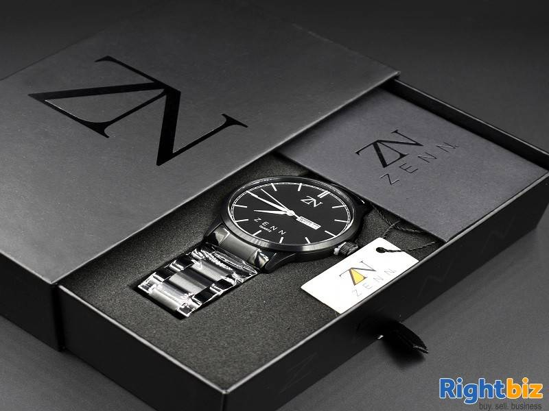 Newly established Watches & Bracelets business for sale - Image 2