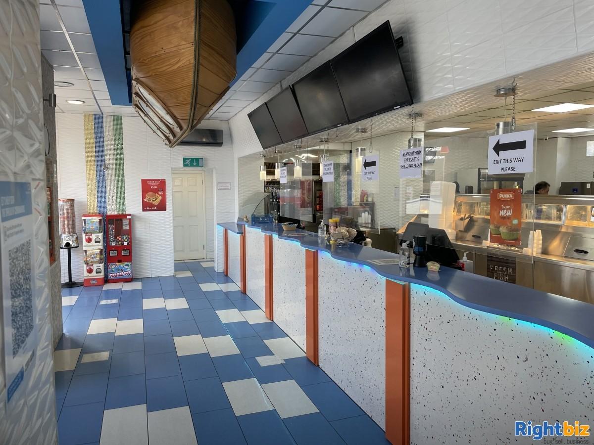 Well Established Fish & Chip Shop for Sale - Image 2