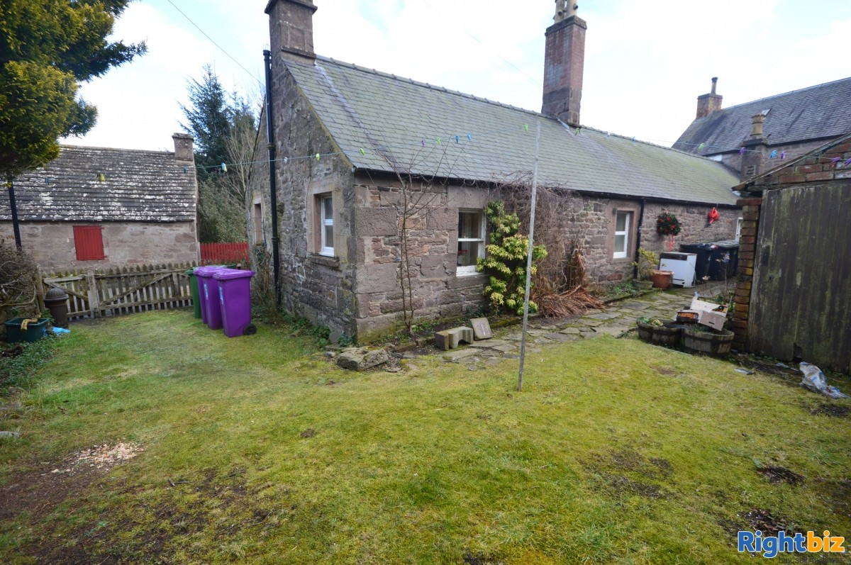 Post Office, Village Store and Tearoom located in the stunning East of Scotland village of Glamis (r - Image 2