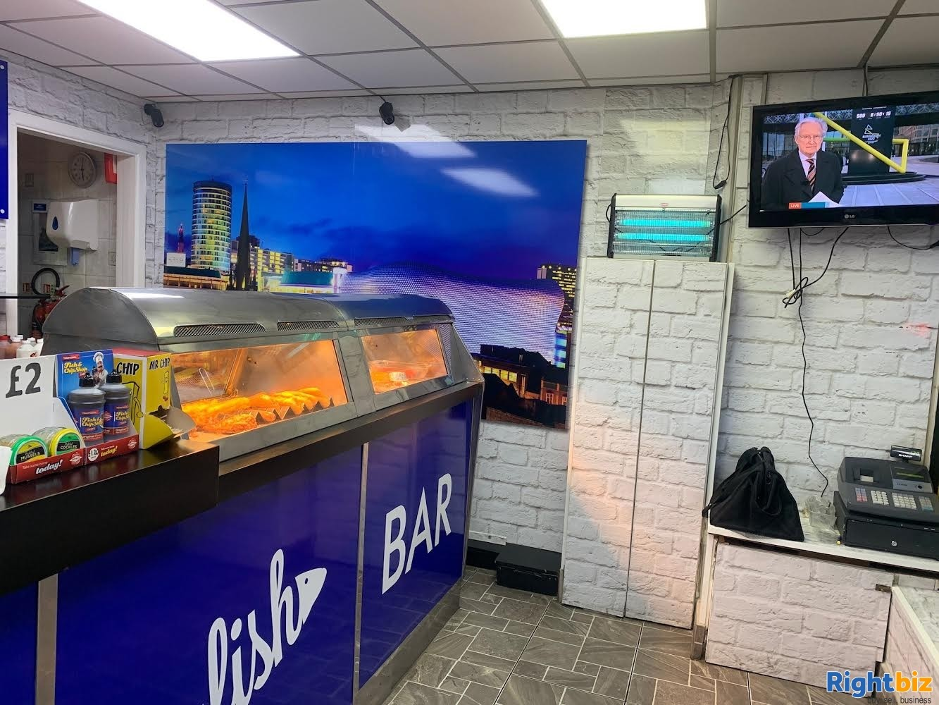 Leasehold Fish & Chips Shop in Bearwood - Image 2