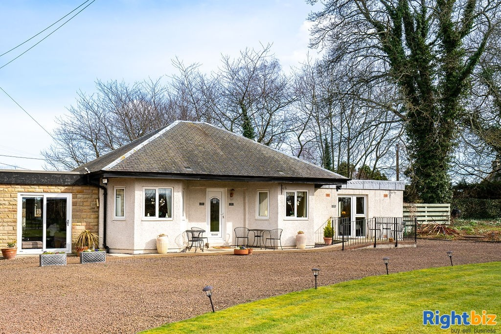 Stunning B&B in rural but very accessible location in the heart of East Lothian (ref 1371) - Image 2