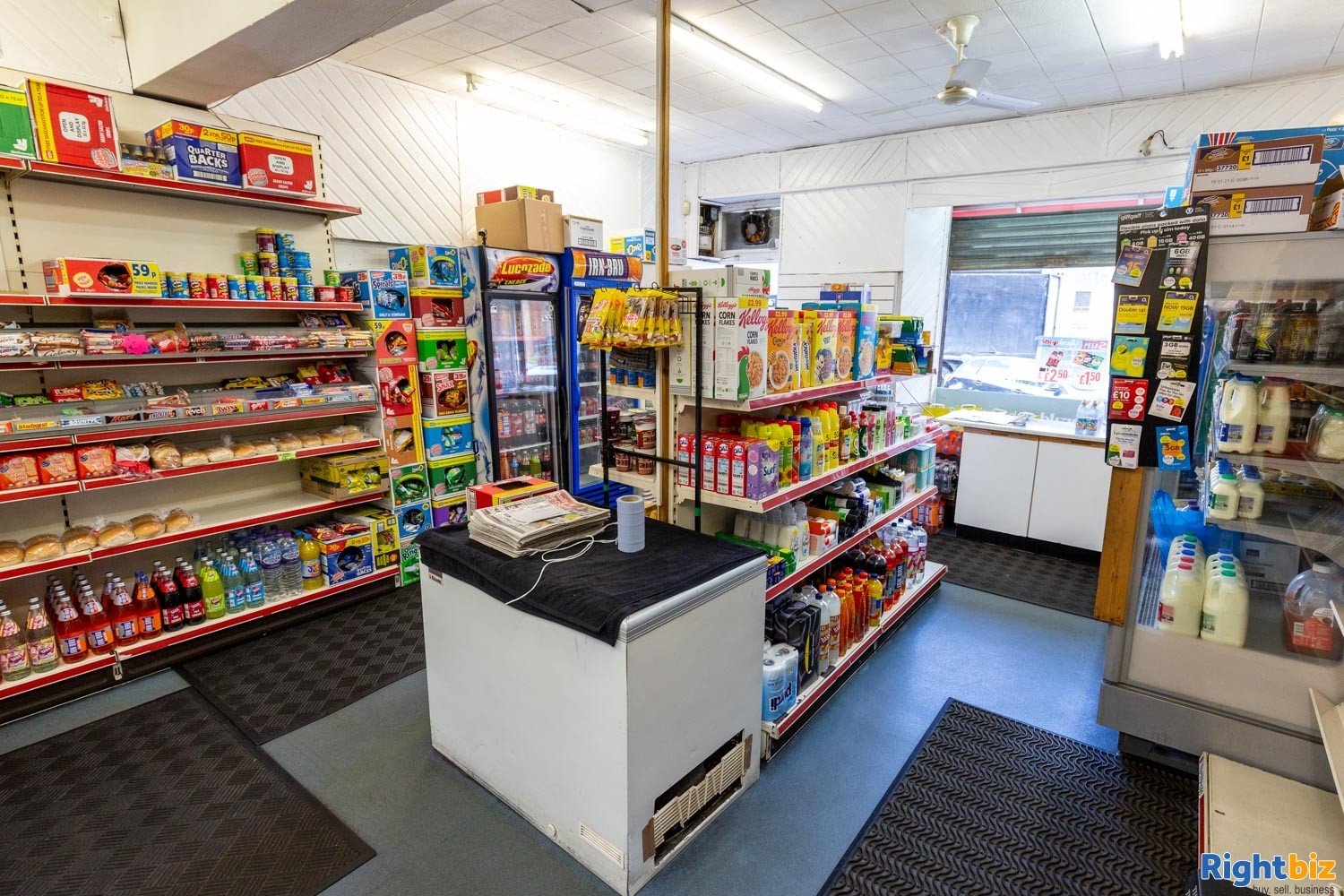 Busy Leasehold Newsagents & Convenience Store For Sale, Stenhousemuir - Image 2
