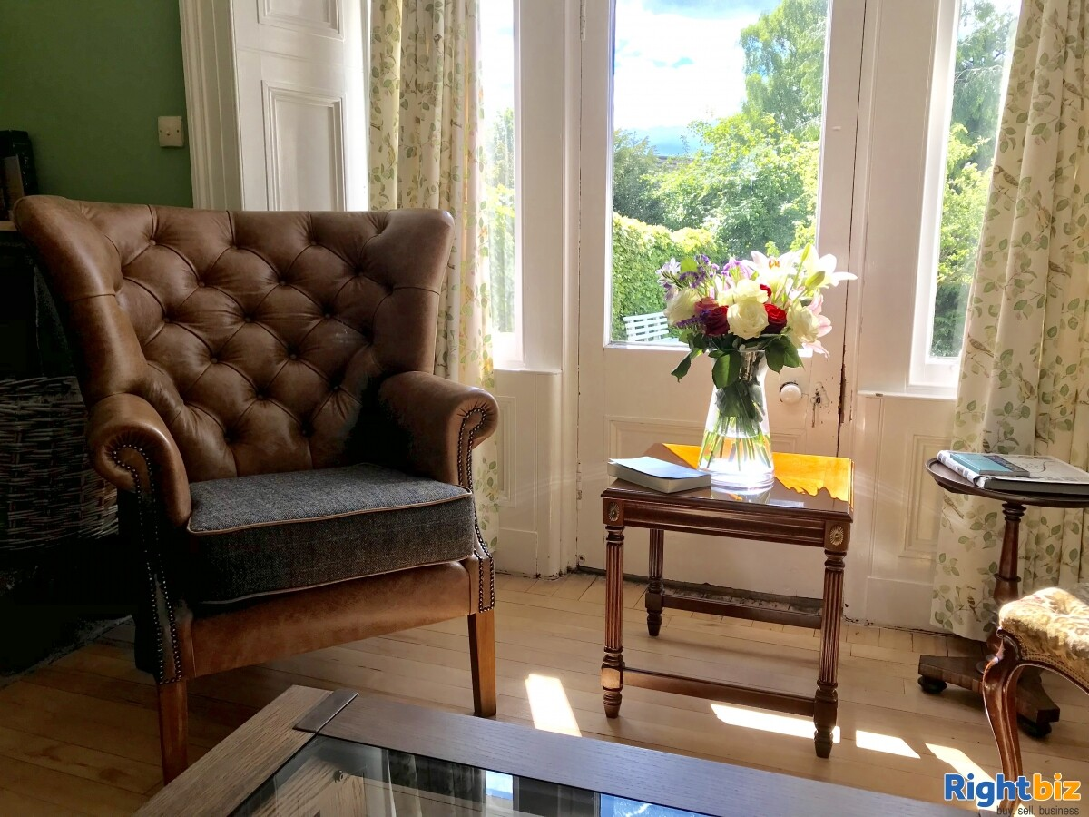 4 Star Bed & Breakfast business located within the Perthshire town of Blairgowrie. - Image 2