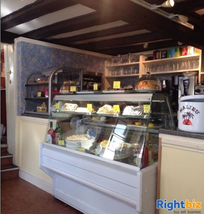 FULLY LICENCED 86 COVER CAFÉ WITH 3 BED ACCOMMODATION - Image 2