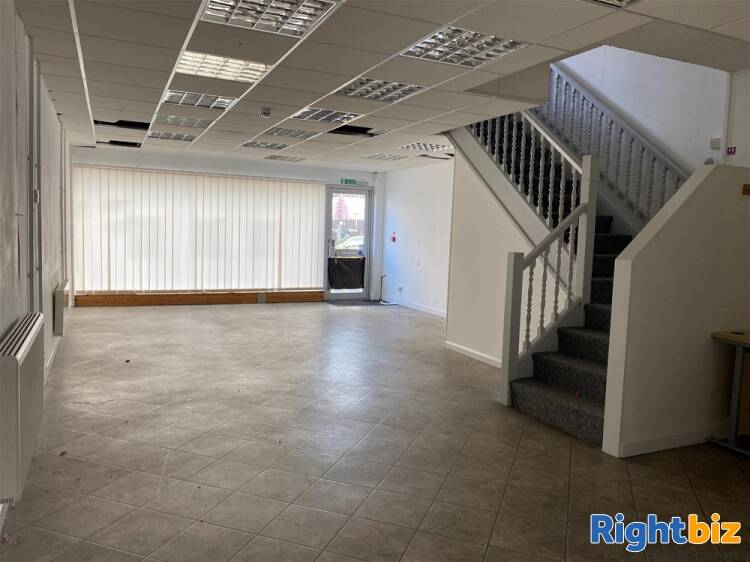 High street retail office premises and garaging, for sale by public auction 27th May 2021 For Sale in Newton Abbot - Image 2