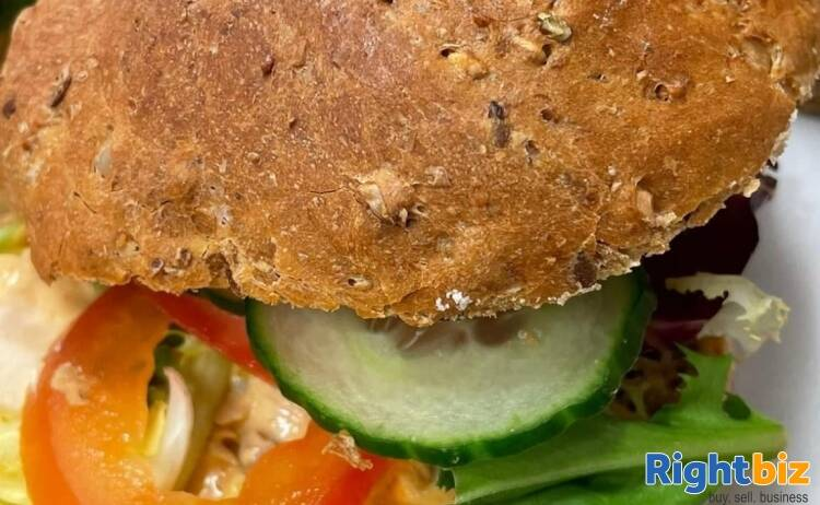 Popular Denbighshire Sandwich Shop & Bakery with Online Potential - Image 2