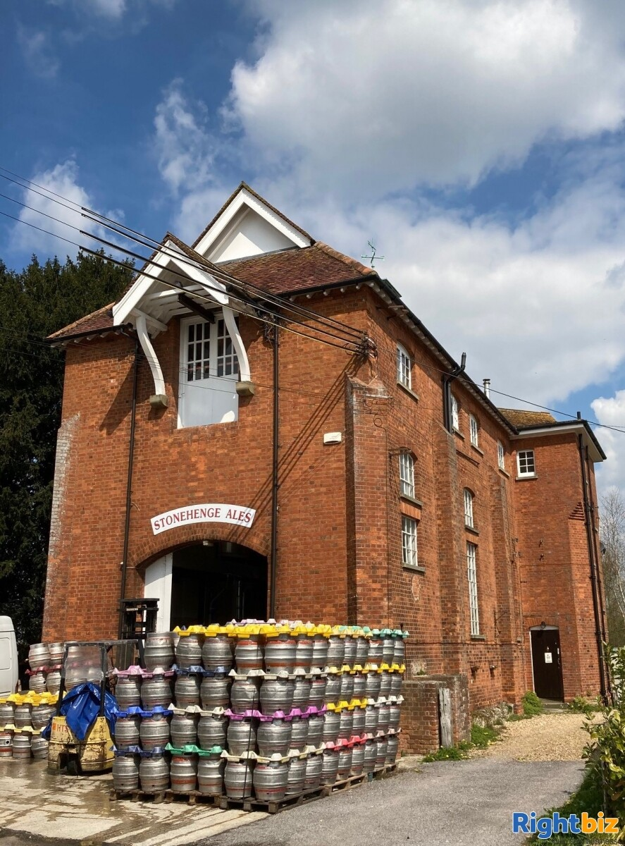 Stonehenge Ales Ltd - One of Wiltshire's oldest Micro Breweries for Sale - Freehold or Leasehold - Image 2
