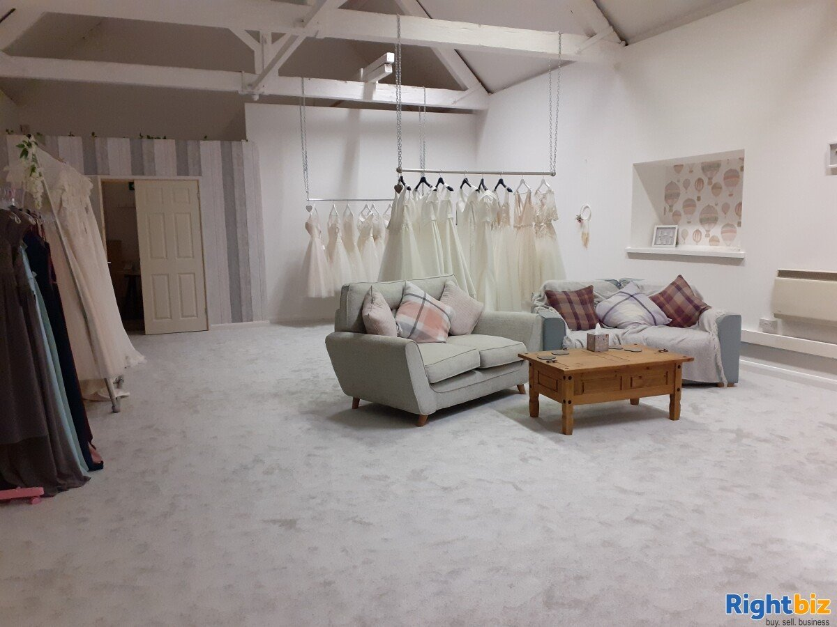 Freehold Bridalwear Business for sale Gosport Hampshire - Image 2