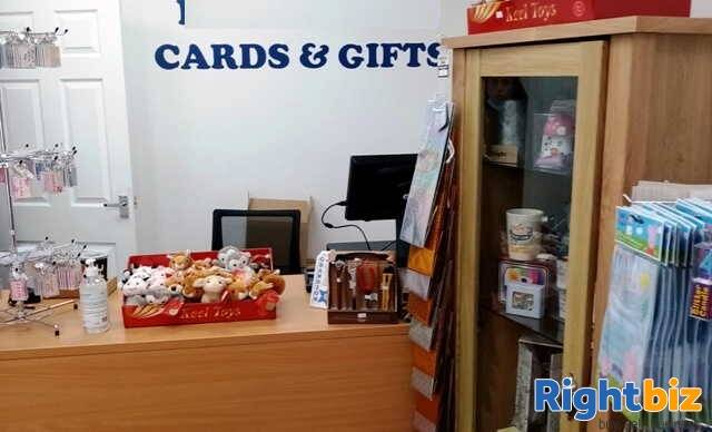 Card Shop newly Fitted 12th April Or Other Trades As Required for Sale - Image 2