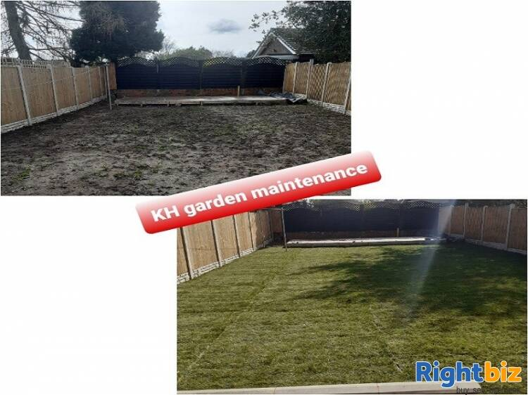 Newly established Garden Maintenance & Household Cleaning business for sale - Image 2