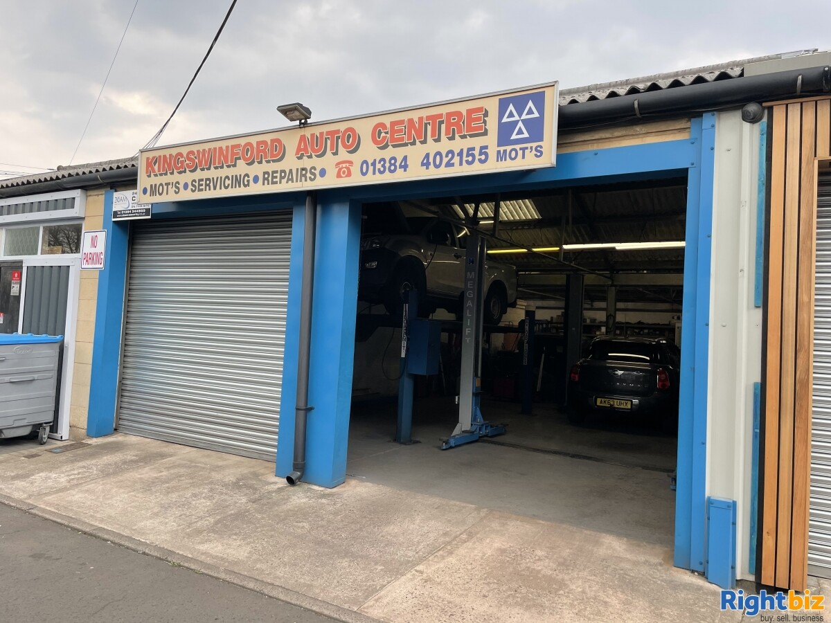 Well Established Auto Repair & Servicing Centre - Image 2