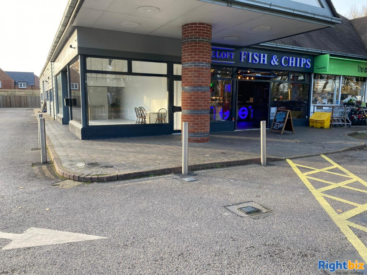LH Rare Corner retail unit in busy petrol station on the edge of Chichester - Image 2