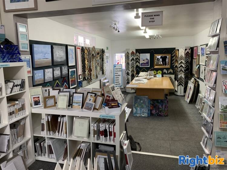 BESPOKE PICTURE FRAMING, CARD & GIFT SHOP IN HESWALL TOWN CENTRE - Image 2