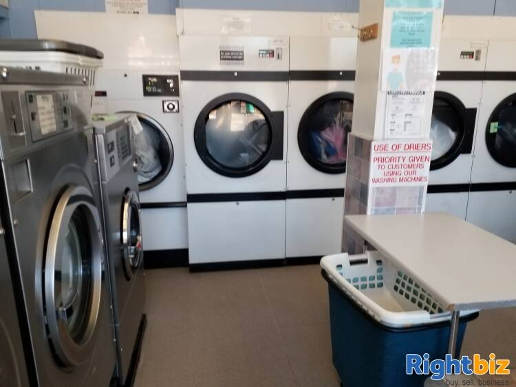 Successful & Long-Standing Launderette Based in Reading - Image 2
