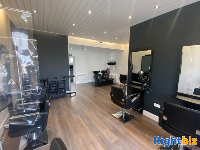 Stunning Well Established Hair Salon in Excellent Location Longniddry - Image 2