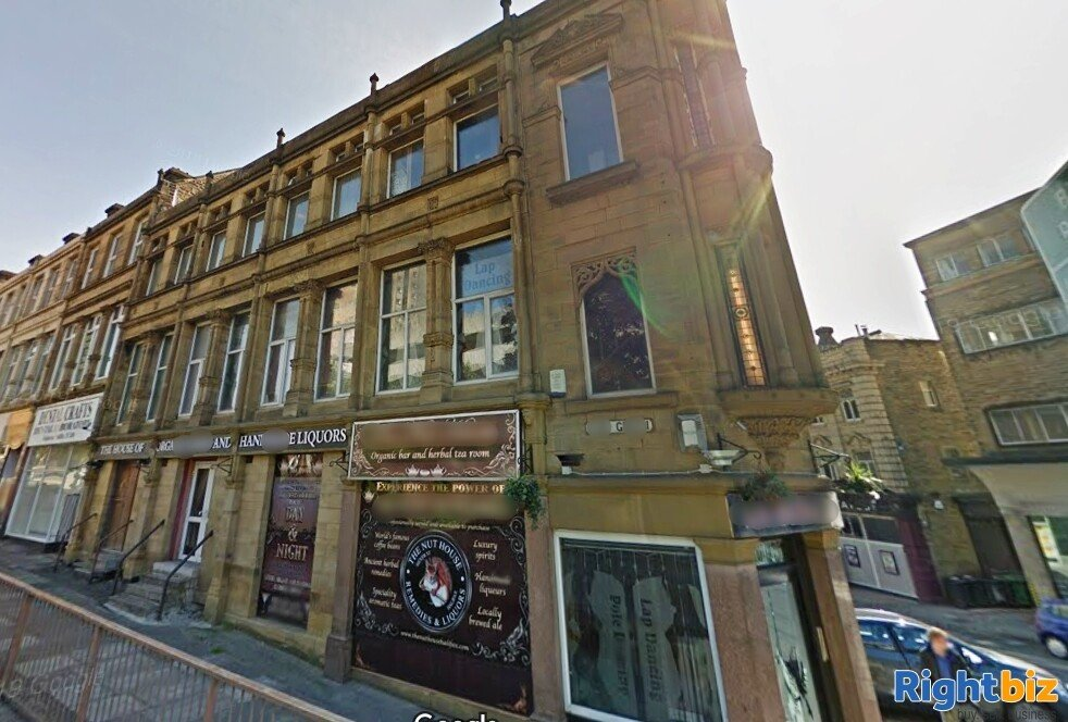Three-storey Freehold Building in Halifax Town Centre with Two Businesses Included - Image 2