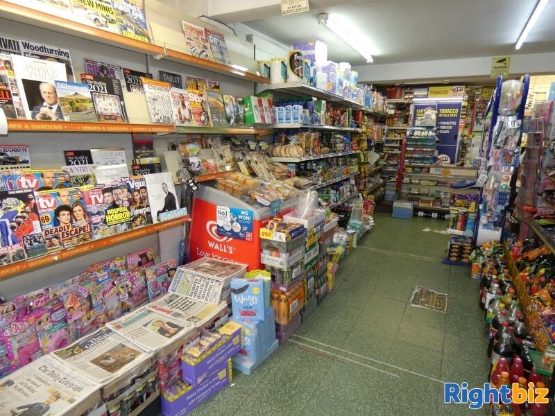 Traditional Newsagent & Stationers For Sale Hazel Grove - Image 2
