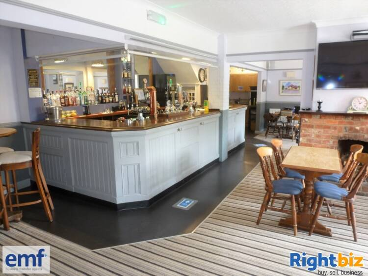 PUBLIC HOUSE (FREEHOUSE) & RESTAURANT with separate BED & BREAKFAST - Image 2