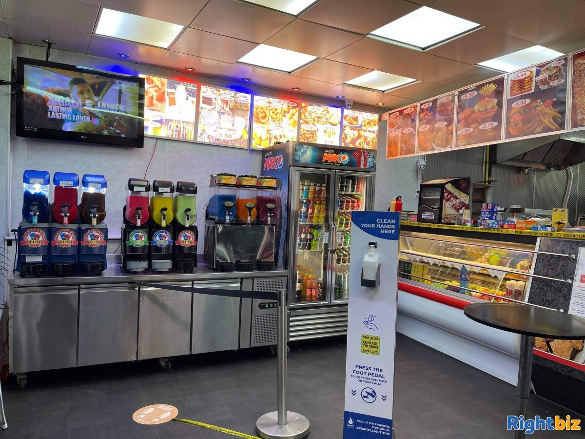Takeaways Chicken pizza kebab shawarma business for sale - Image 2