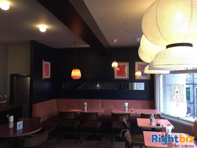 3 Floor Restaurant in Highly Sought After Edinburgh City Centre Location - Image 2
