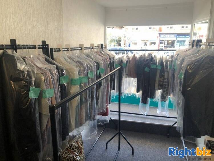 Very well established Dry Cleaning business for sale. - Image 2