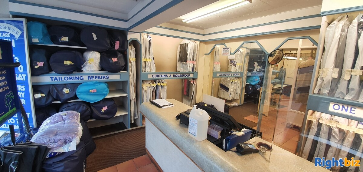 DRY CLEANERS – ESTABLISHED 1969 - Image 2
