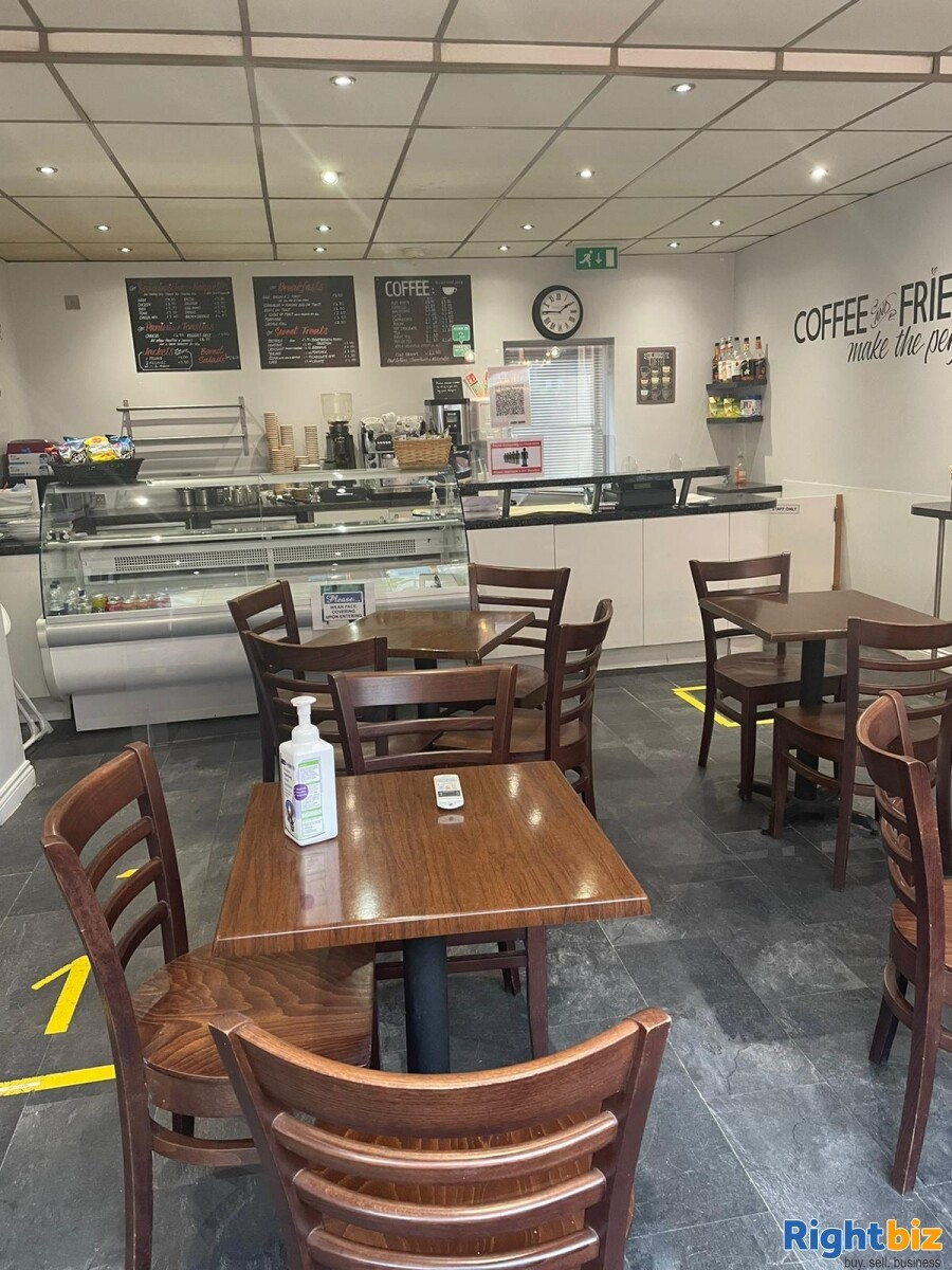 CAFE & COFFEE SHOP TO RENT IN SUFFOLK - Image 2
