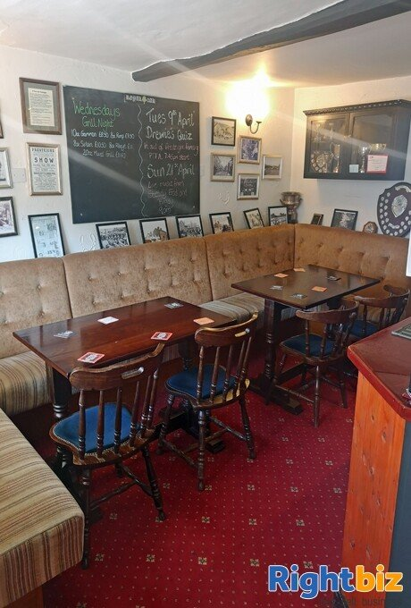 HEREFORDSHIRE/POWYS BORDER - MARKET TOWN CENTRE FREE HOUSE - Image 2