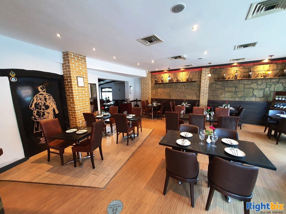 FULLY LICENCED RESTAURANT WITH 110 COVERS - Image 2