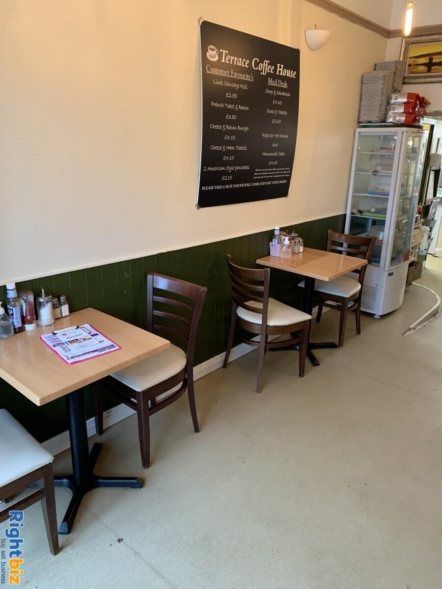 Popular Cafe for Sale Helensburgh Argyll & Bute - Image 2