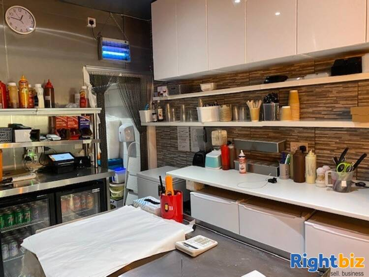 Leasehold Burger Bar & Dessert Takeaway Located In Wednesbury - Image 2
