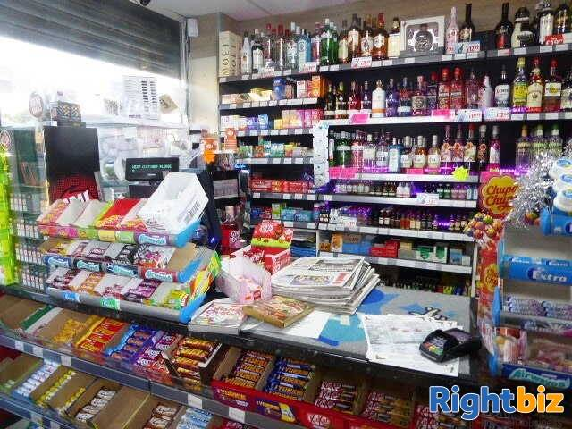 Self Service Convenience Store, News, Confectionery, Tobacco, Full Free Off Licence With Post Office Local Plus With On Line National Lottery Sales &  - Image 2