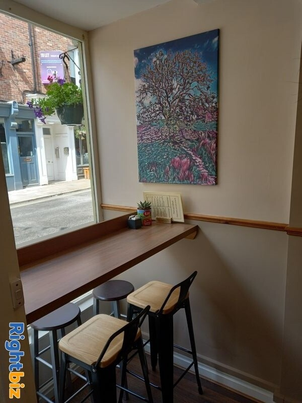 Immaculately presented Sandwich bar / cafe T/a Flick and Alfreds, 24 Fossgate, York, YO1 9TA - Image 2