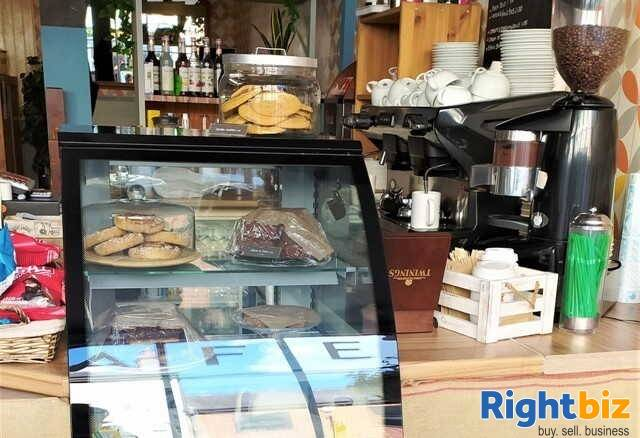 Licensed Café, Highly Popular Business Occupying An Enviable Trading Position for Sale - Image 2