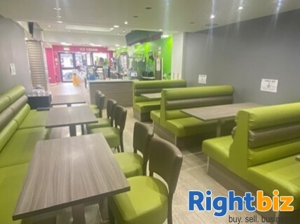 Very Popular Ice Cream and Desserts Cafe Takeaway Whitburn - Image 2