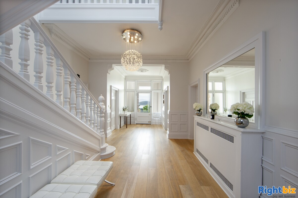 Luxury Victorian Villa for Sale in the heart of Oban, Scotland - Image 2
